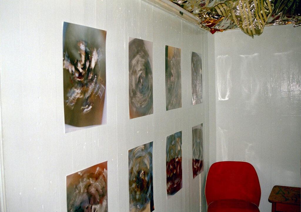 2004 Exibition Nomadic oasis Golden Pudel Club Hamburg, Photo series