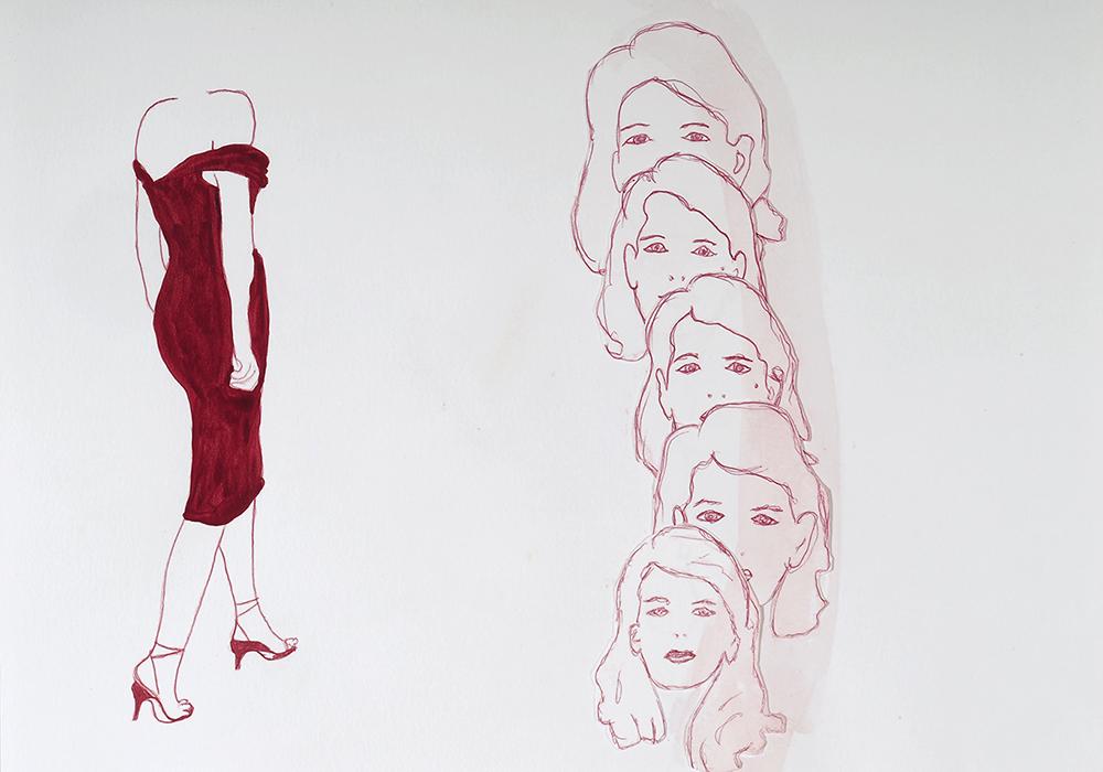 Zeichnung 0079